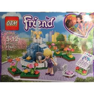 LEGO DÀNH CHO BÉ GÁI ( OBM FRiEND)