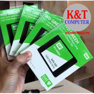 ổ cứng SSD WD 240GB WDS240G2G0A - hàng chính hãng