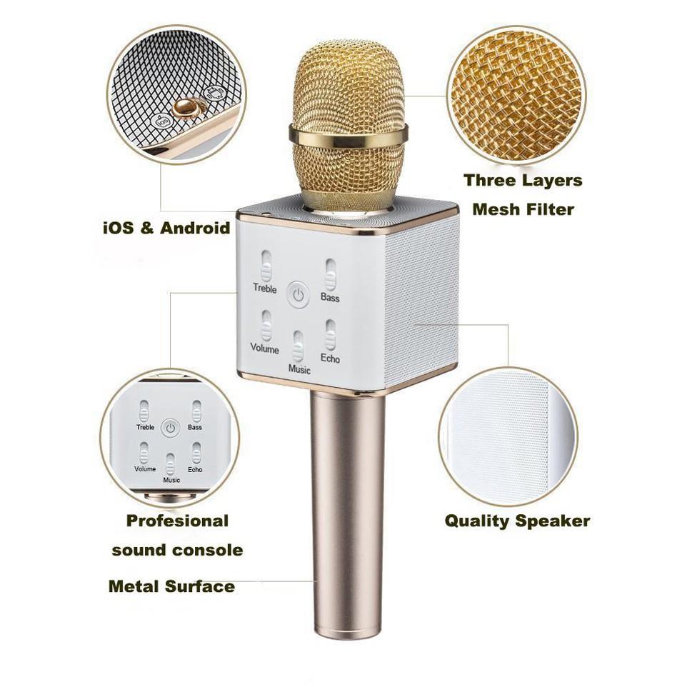 [Free ship HN_HCM] Micro hát Karaoke tích hợp Loa Bluetooth Q7 - 3610365 , 1217582645 , 322_1217582645 , 220000 , Free-ship-HN_HCM-Micro-hat-Karaoke-tich-hop-Loa-Bluetooth-Q7-322_1217582645 , shopee.vn , [Free ship HN_HCM] Micro hát Karaoke tích hợp Loa Bluetooth Q7