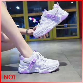 Autumn Dad Shoes Femaleins-2020New Sports Shoes Korean Version of the Wild Mesh Shoes Female Mesh Casual White Shoes