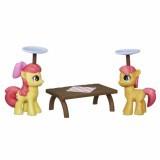 Mô hình My Little Pony ngựa thiên thần Apple Bloomm & Babs Seed ST B2206/B2072