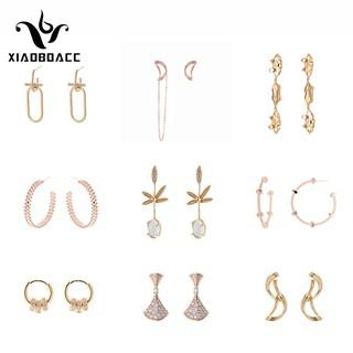 XiaoboACC K-Dramas It's Okay to Not Be Okay 925 Silver Needle Earrings