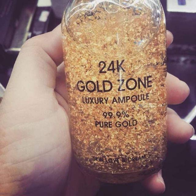 Serum 24K Gold