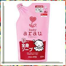 [Siêu _Ưu _Đãi] Combo sữa tắm gội toàn thân Arau Baby 450ml loại tốt
