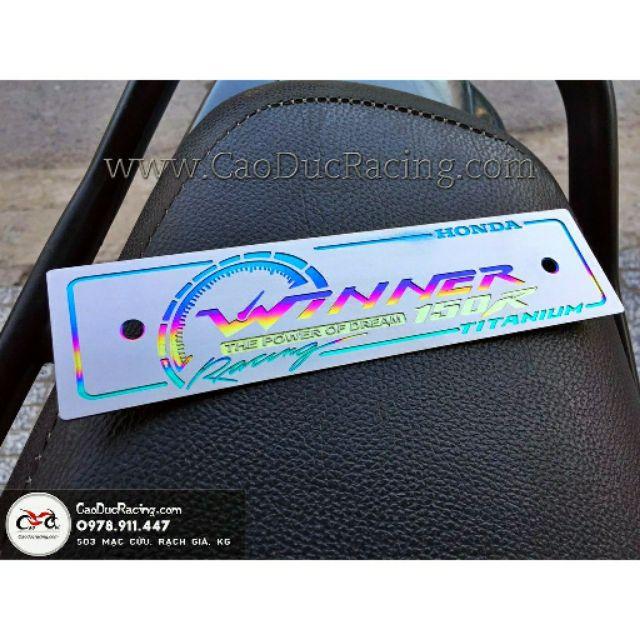 Bảng tên trước Winner titan cao cấp - 2720841 , 1061812353 , 322_1061812353 , 300000 , Bang-ten-truoc-Winner-titan-cao-cap-322_1061812353 , shopee.vn , Bảng tên trước Winner titan cao cấp