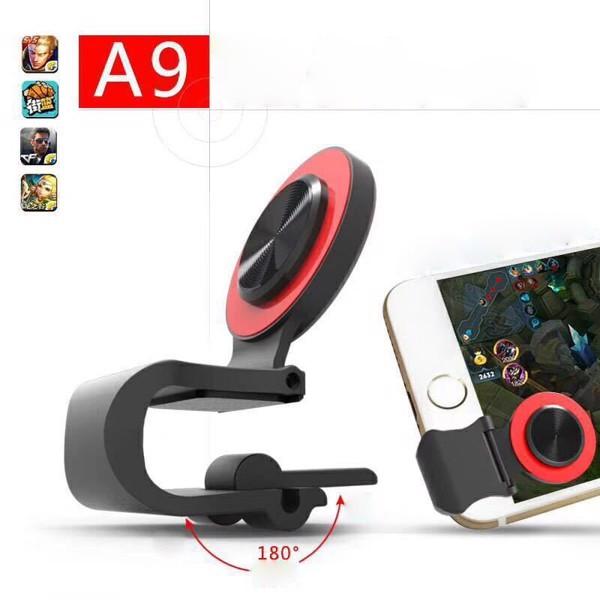 Nút Bấm Chơi Game Joystick Mobile A9 tặng kèm giá đỡ chiếc nhẫn
