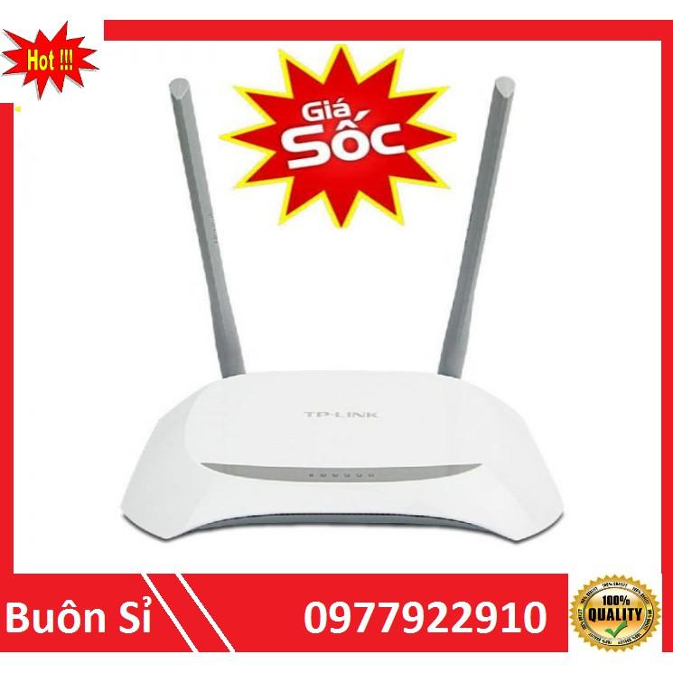 Bộ thu phát wifi TP Link 2 râu