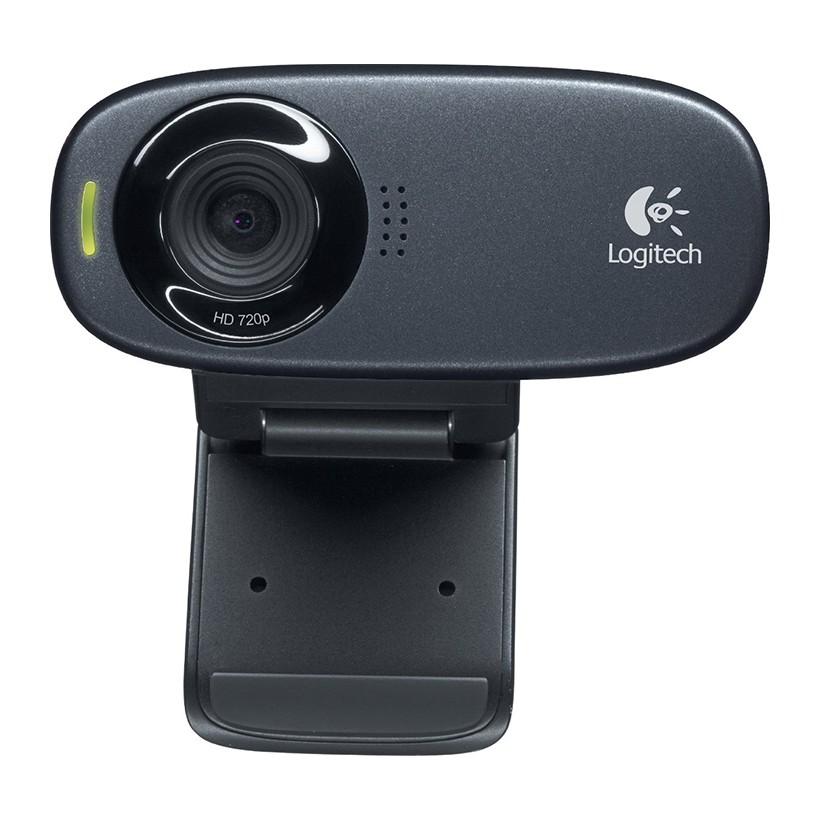 Webcam Logitech C310 Đen