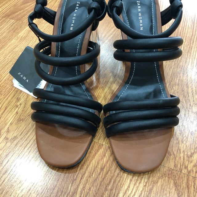 Sandal zr đen