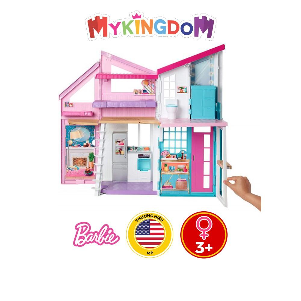 Ngôi nhà Malibu trong mơ của Búp bê Barbie FXG57