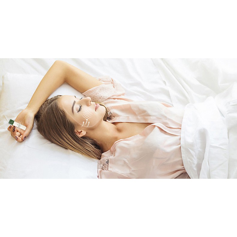 [RẺ VÔ ĐỊCH] Hộp 20 gói mặt nạ ngủ thạch nâng cơ collagen chống chảy xệ dưỡng da mụn cấp ẩm thải độc YANJIAYI