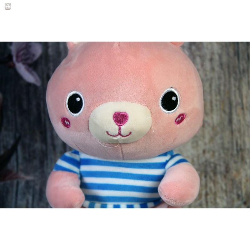 [HN]Gấu bông Oenpe thỏ hồng ngộ nghĩnh làm từ chất liệu bông cao cấp
