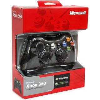 [BÁN CHẠY] Tay cầm chơi game xbox 360 PC - tay cầm chơi game có dây chính hãng