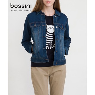Áo khoác Jean Bossini - 324501050 thumbnail