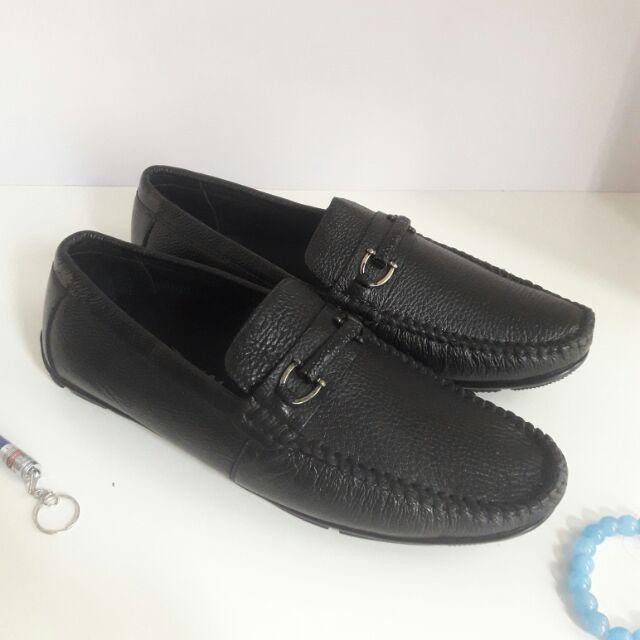 Giày lười nam chất