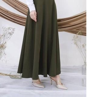 Chân Váy Thiết Kế Đơn Giản Thời Trang Dành Cho Phụ Nữ Hồi Giáo