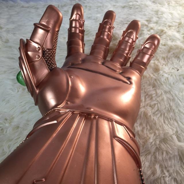 [Nhập mã APTOYFAIR giảm 20K khi thanh toán qua Airpay]Găng tay Vô Cực Thanos Infinity Gauntlet