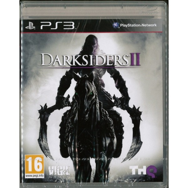 Game Ps3 Darksiders II