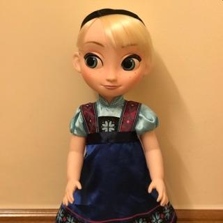 Búp bê Disney Animator Doll Elsa 14 chính hãng