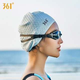 Mũ Bơi Silicon Bảo Vệ Tai Chống Thấm Nước Xoay 361 Độ Tiện Dụng thumbnail