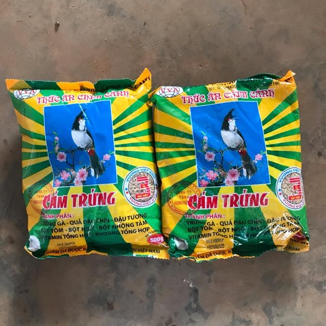 CÁM TRỨNG-THỨC ĂN CHIM CẢNH 500g
