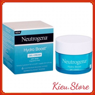 Kem dưỡng Neutrogena Water Gel - Gel Cream -Water-gel (da dầu) thumbnail
