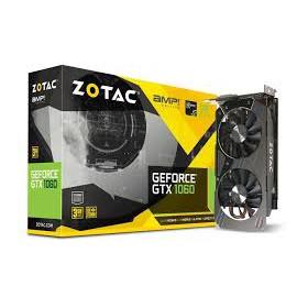VGA GTX1060 3G D5 Zotac 2 Fan Cũ