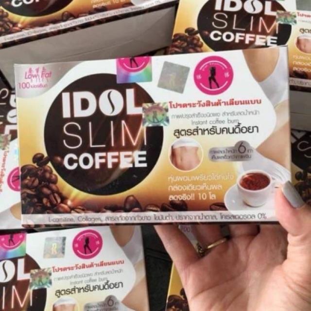 1g cafe idol slim