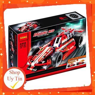 (ĐỒ CHƠI LEGO GIÁ RẺ) [Free ship nội thành] Đồ chơi lego xếp hình ✌ Xếp hình lego Decool 3412 High Technic Roader Racer