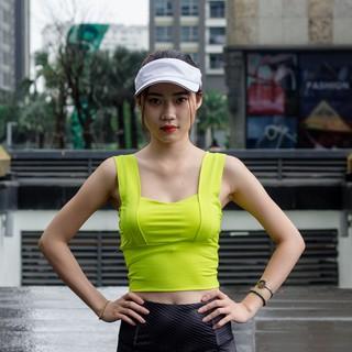 Áo Bra Thể Thao Nữ ❤️FREESHIP ❤️Áo 2 Dây Bảng To Tập Gym, Yoga