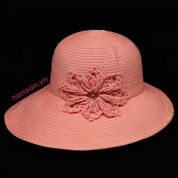 Nón Sơn mũ vành thời trang XH001-54L.HG17 - 3380054 , 1005272698 , 322_1005272698 , 950000 , Non-Son-mu-vanh-thoi-trang-XH001-54L.HG17-322_1005272698 , shopee.vn , Nón Sơn mũ vành thời trang XH001-54L.HG17
