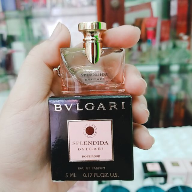 Nước hoa mini Bvlgari Splendida Jasmin Noir For Women, EDP