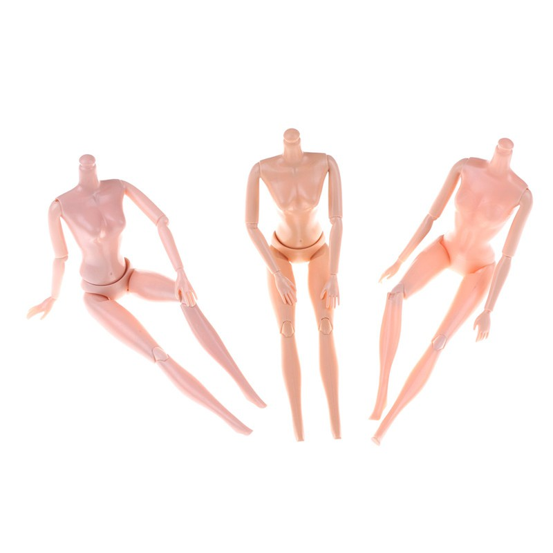 $VN 14/11 Jointed Movable Nude Naked Doll Body For Barbie Doll 1/6 BJD Doll Body ZNS 1126