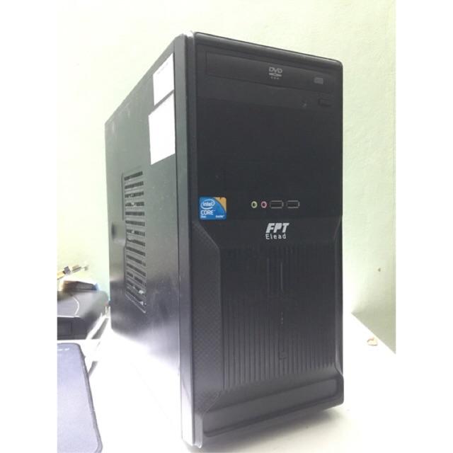 Vỏ case máy tính cũ CMS loại to rộng lắp vừa các loại mainboad