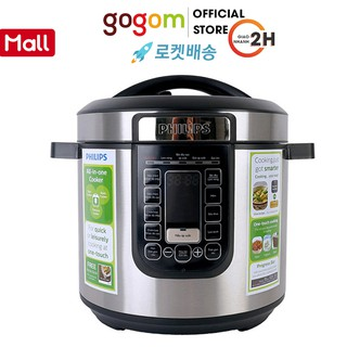Nồi áp suất điện Philips HD213ASN001-M07 GOGOM-1656 thumbnail