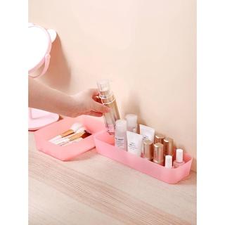 ❇Khay nhựa đa năng nhiều kích cở, đựng đồ hoặc phân ngăn hộc bàn♥