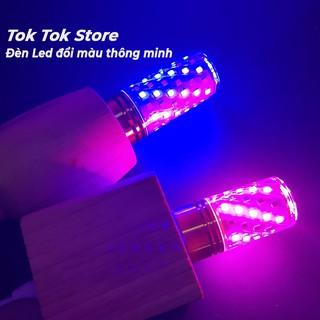 Đèn LED tiktok đổi màu 3 trong 1 đèn led toktok cực đẹp bền xịn