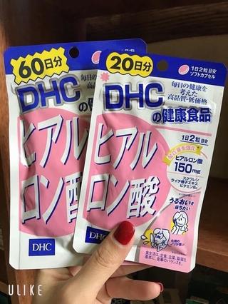 Viên uống DHC cấp nước HA của Nhật Bản
