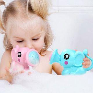 Đồ chơi nhà tắm hình con voi ( có thể dùng để tưới cây)
