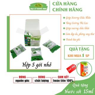 Rong nho 📛 Green Food hộp 200gr 📛 giá rong nho, tác dụng rong nho biển tươi (Tặng kèm nước sốt mè rang ăn kèm rong nho)