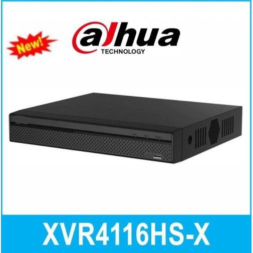 Đầu ghi Camera 16 kênh HDCVI Dahua XVR4116HS-X Hàng chính hãng