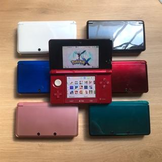 Máy chơi Game Nintendo 3DS ( kho 2000 game free) thumbnail