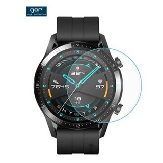 [Mã ELFLASH5 giảm 20K đơn 50K] combo 2 miếng cường lực chính hãng GOR dành cho Huawei Watch GT 2 ( 46mm )
