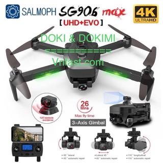 Flycam ZLL Sg906 Max camera 4k gimbal 3 trục - Cảm biến chống va chạm