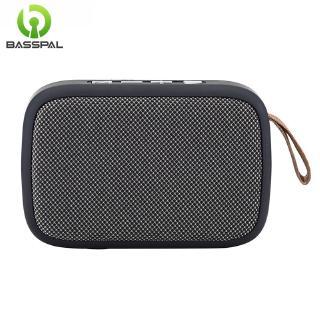 Loa Bluetooth Basspal G2 Không Dây Nhỏ Gọn Hỗ Trợ SD FM Dễ Dàng Mang Theo