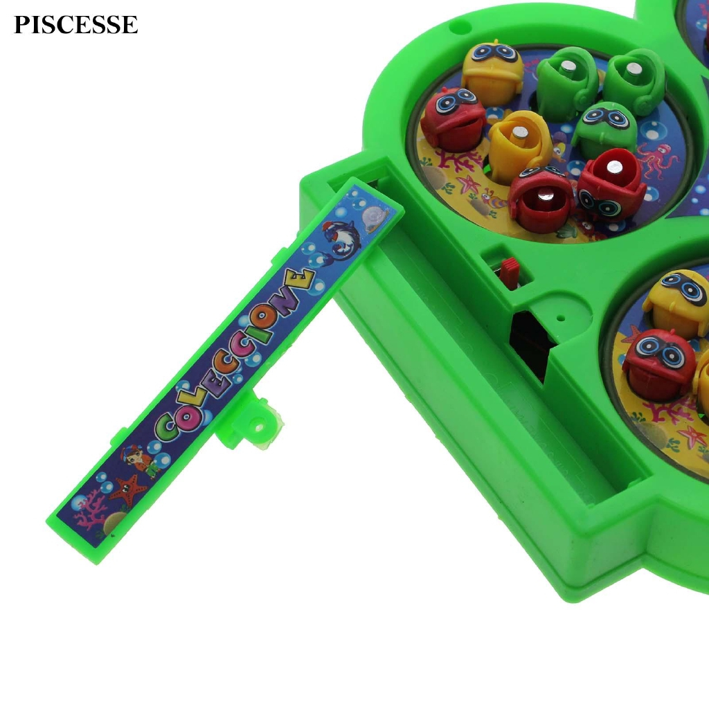 Interesting Electric Rotating Jigsaw For Kids Educational Toy High quality
