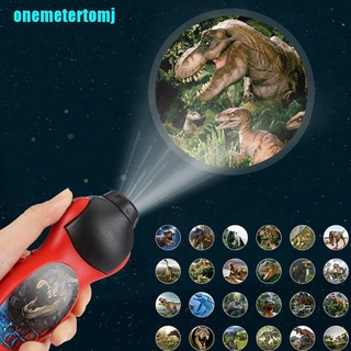 【FOR】Dinosaur Projector Toy Flashlight Sleeping History Early Education Fun Toys