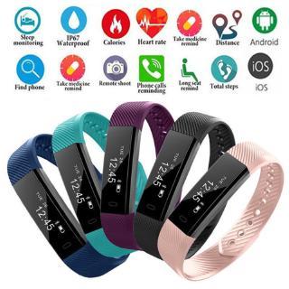 Đồng hồ điện tử chống thấm nước đa năng tiện dụng kiểu dáng thể thao