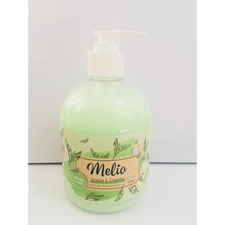 Nước rửa tay Melio Jasmine & trà xanh 500ML thumbnail