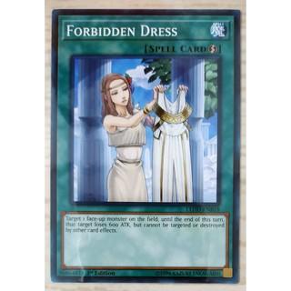 [Thẻ Yugioh] Forbidden Dress